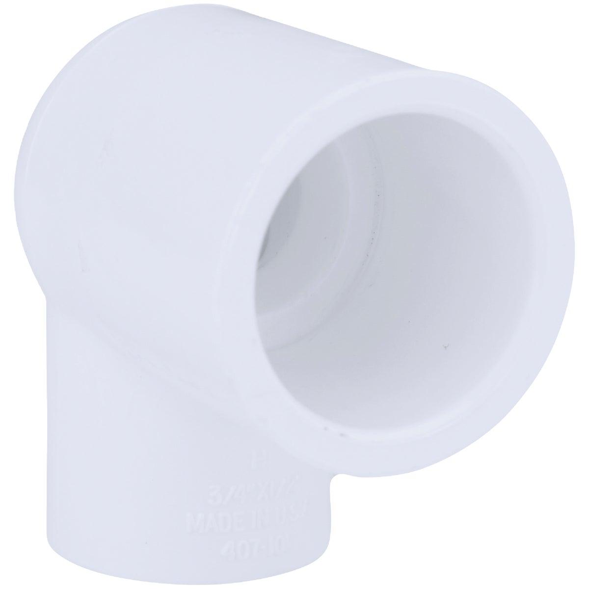 3/4X1/2 PVC SXF ELBOW