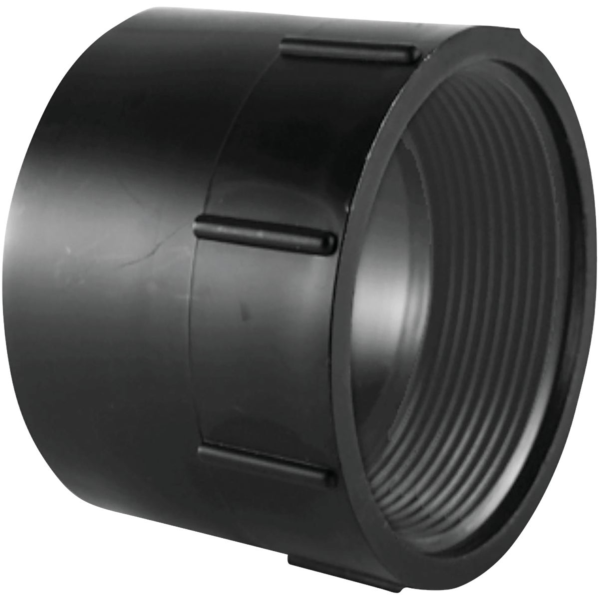 """1-1/2""""ABS FEMALE ADAPTER - 80315 by Genova Inc  Abs"""