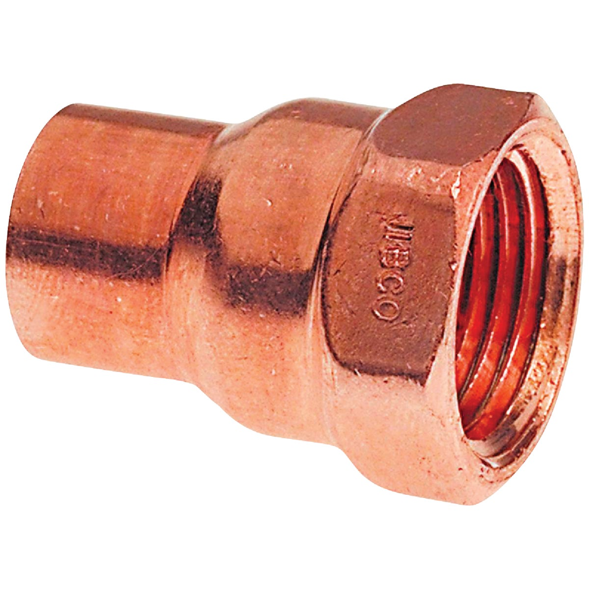"3/8""CX1/2""F ADAPTER - 30124 by Elkhart Prod Corp"