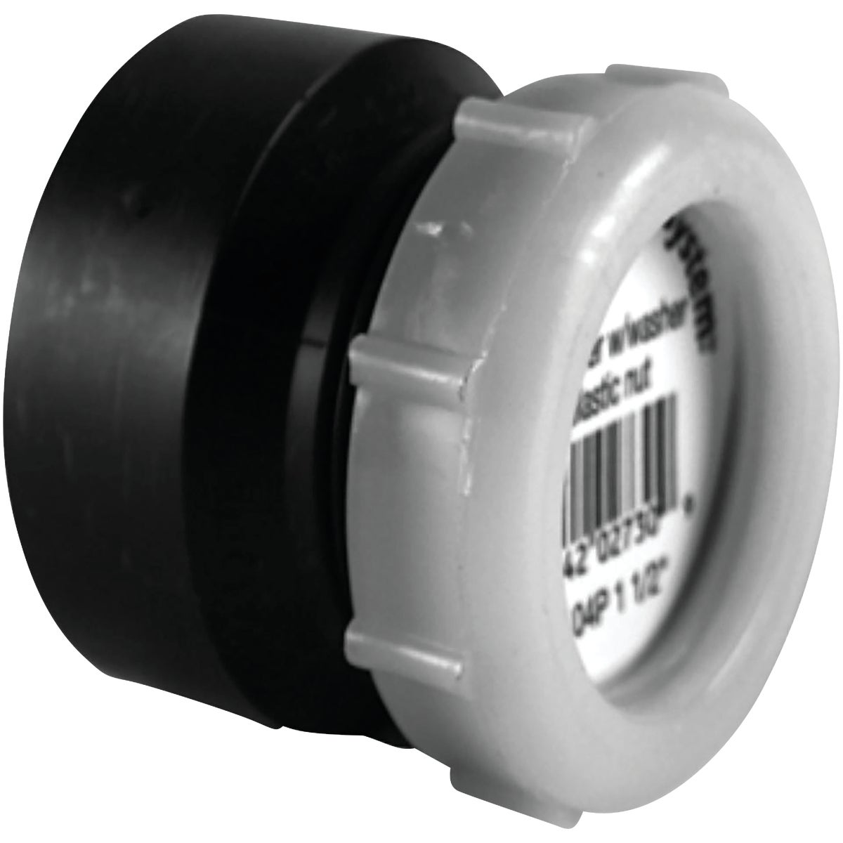 1-1/2X1-1/2 ABS ADAPTER - 82215 by Genova Inc  Abs