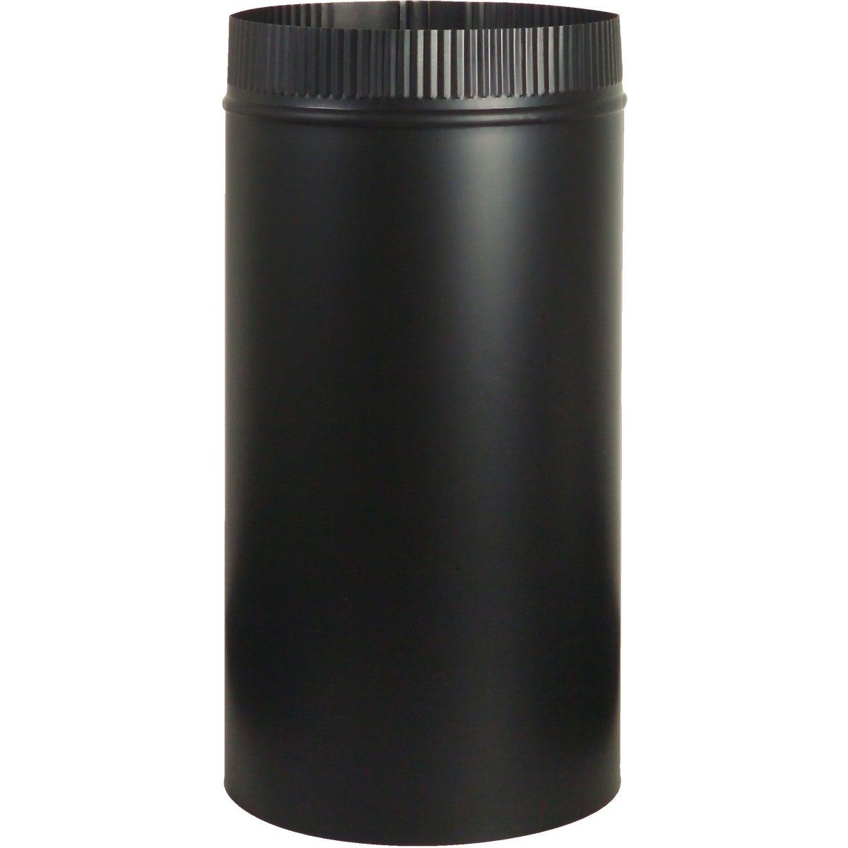 8X12 BLACK STOVE PIPE
