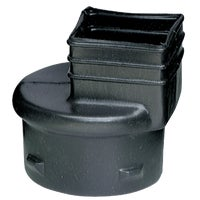 3X4 Downspout Adapter