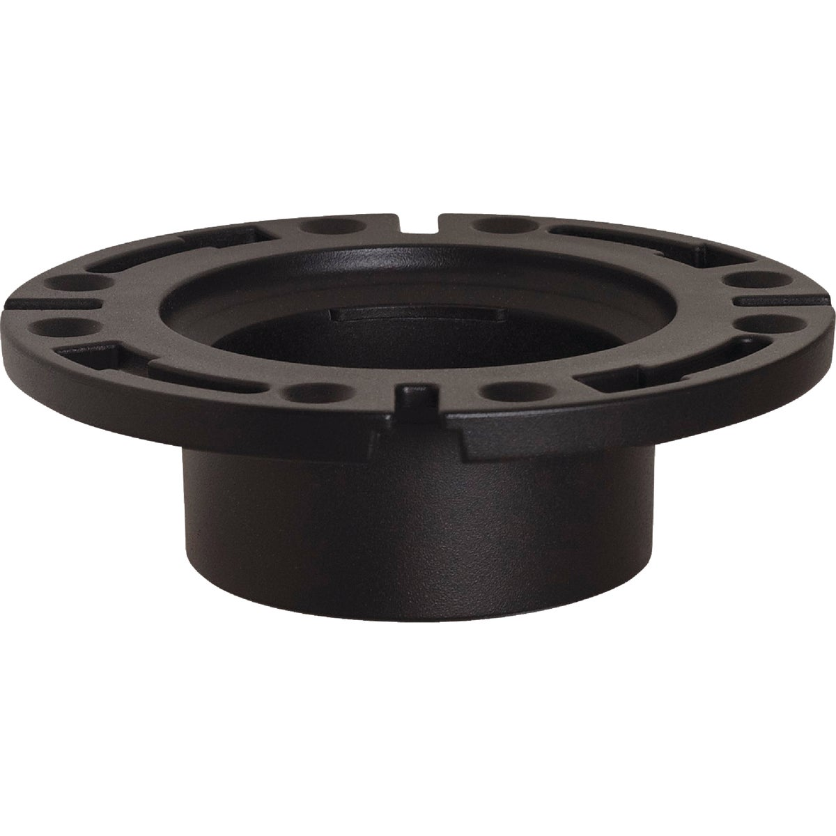 "4"" ABS CLOSET FLANGE HUB - 85141 by Sioux Chief Mfg"