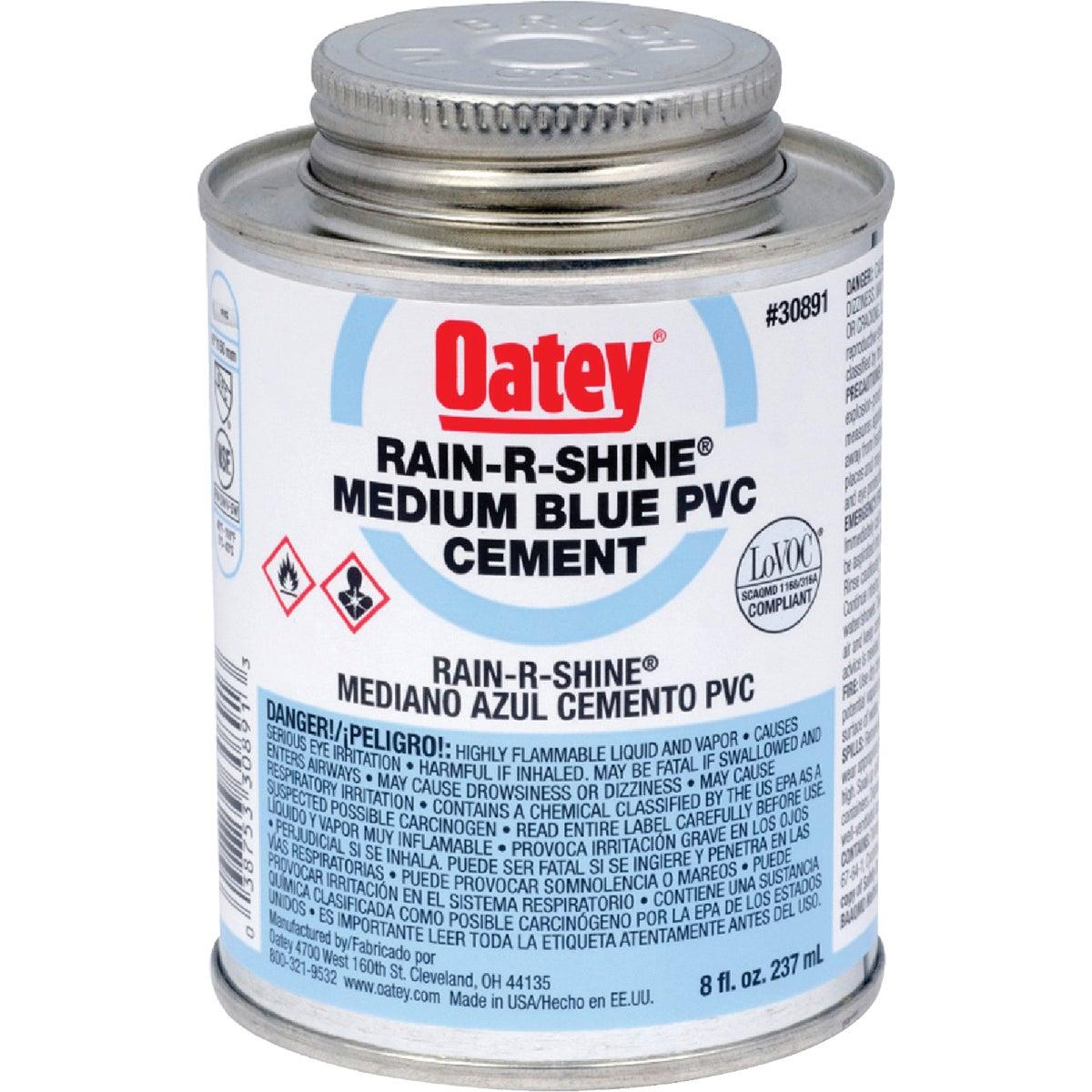 1/2PINT WET PVC CEMENT - 30891 by Oatey Scs