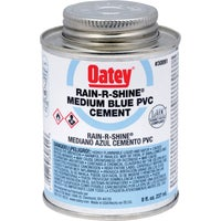 Oatey 1/2PINT WET PVC CEMENT 30891