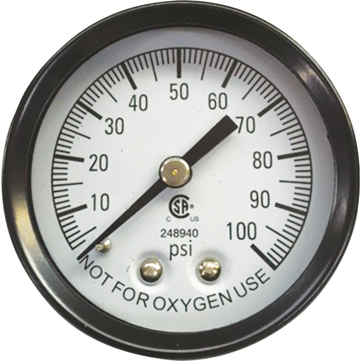 Wayne Home Equipment 0-100 PRESSURE GAUGE 66017-WYN