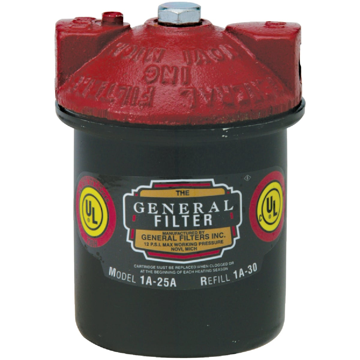 FUEL OIL FILTER - 2A700B by Gen Filters Inc