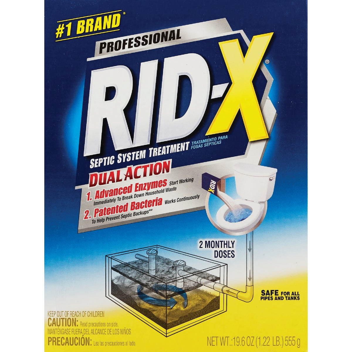 RID-X SEPTIC TREATMENT