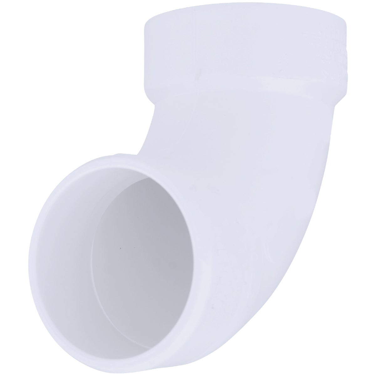 "2""90D DWV SANI STR ELBOW - 72926 by Genova Inc  Pvc Dwv"