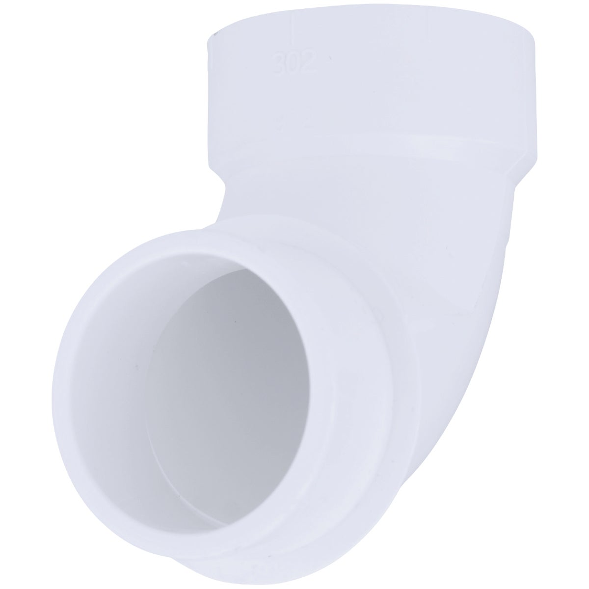 "1-1/2""90D SANI STR ELBOW - 72916 by Genova Inc  Pvc Dwv"