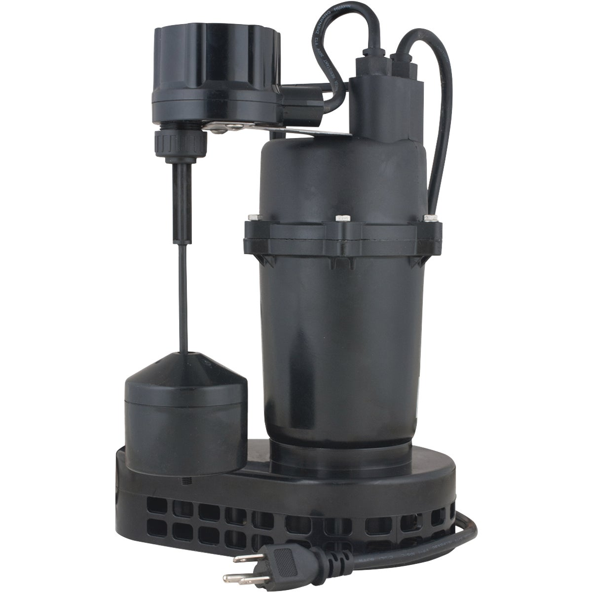 1/2HP PLASTIC SUMP PUMP - 5SPH-L by Star Water Systems