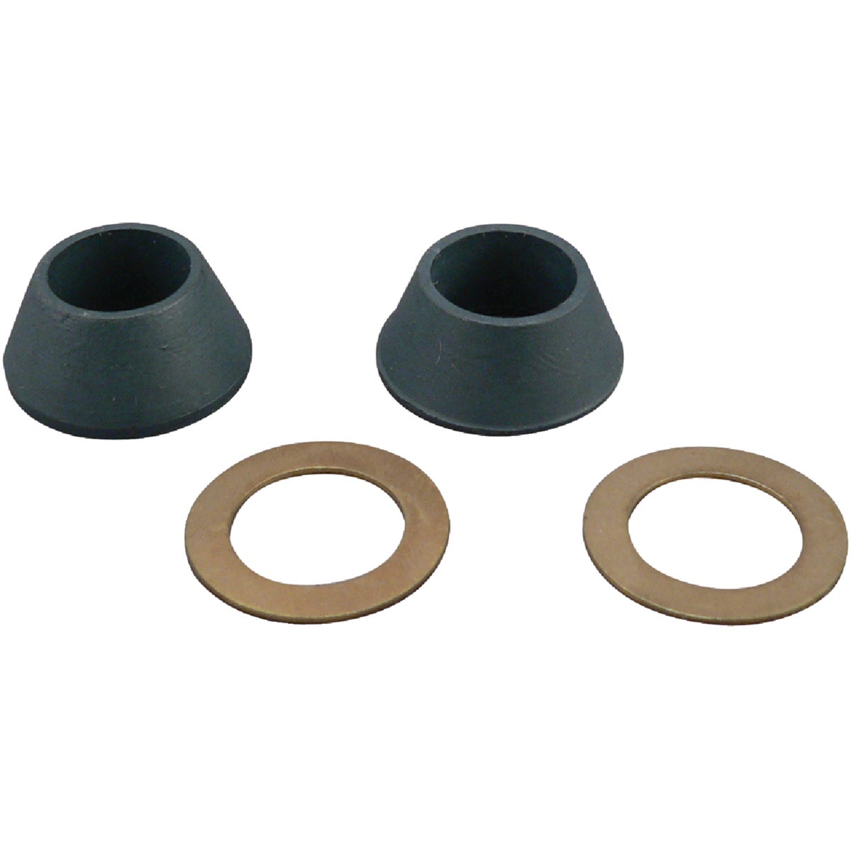 2PK CONE WASHER & RING - 420912 by Plumb Pak/keeney Mfg