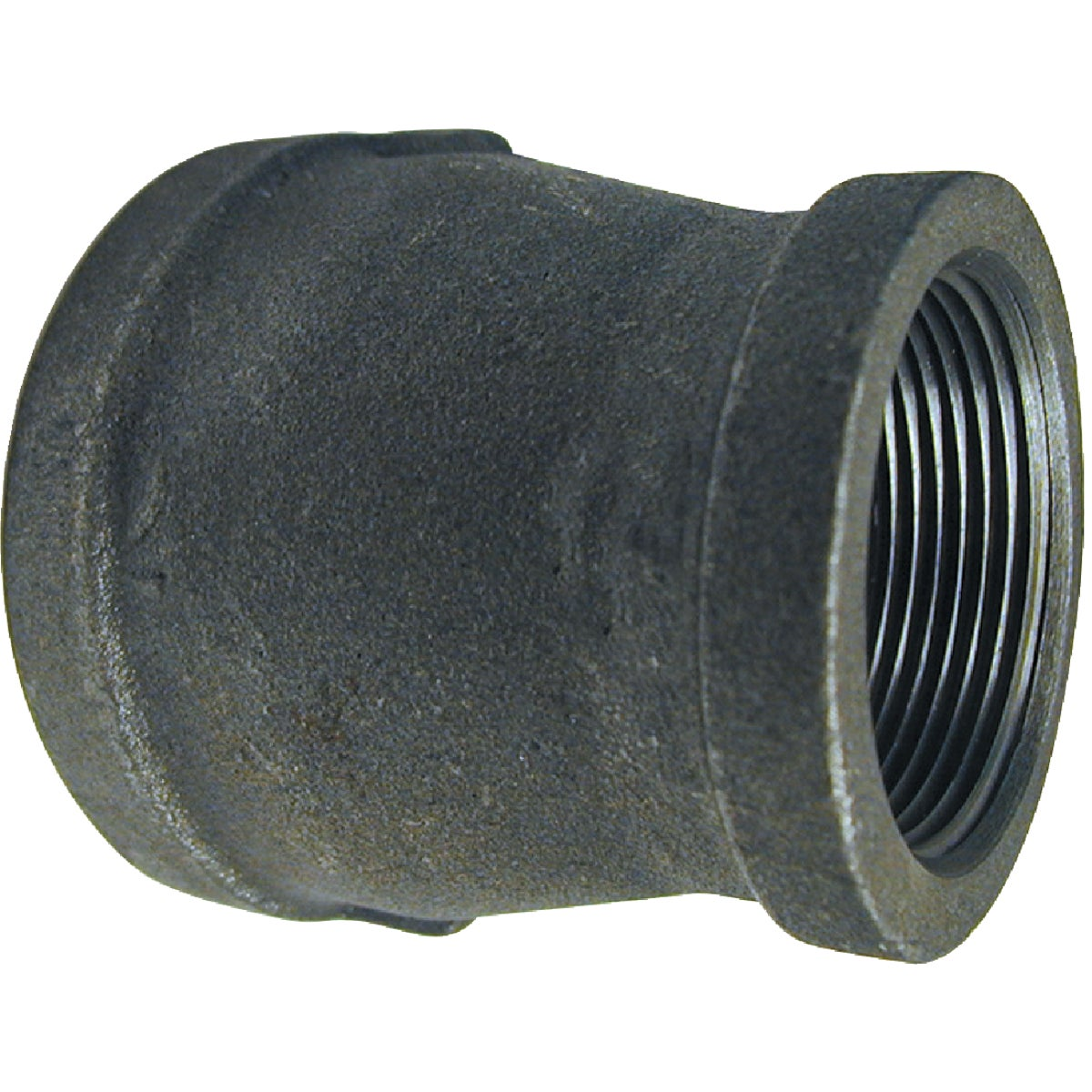 1/4X1/8 BLACK COUPLING - 521-310BG by Mueller B K