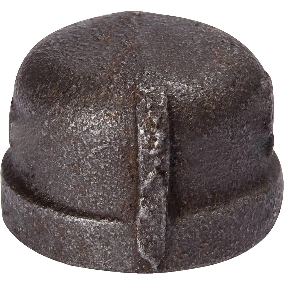 """1/8"""" BLACK CAP"""