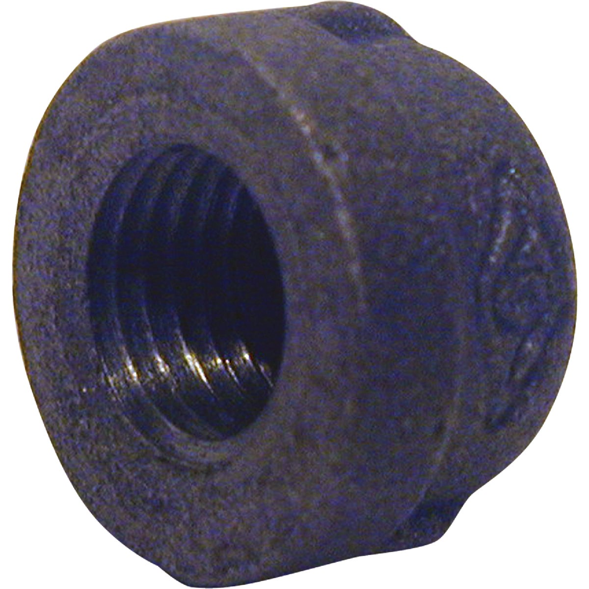 "1-1/4"" BLACK CAP - 521-406BG by Mueller B K"