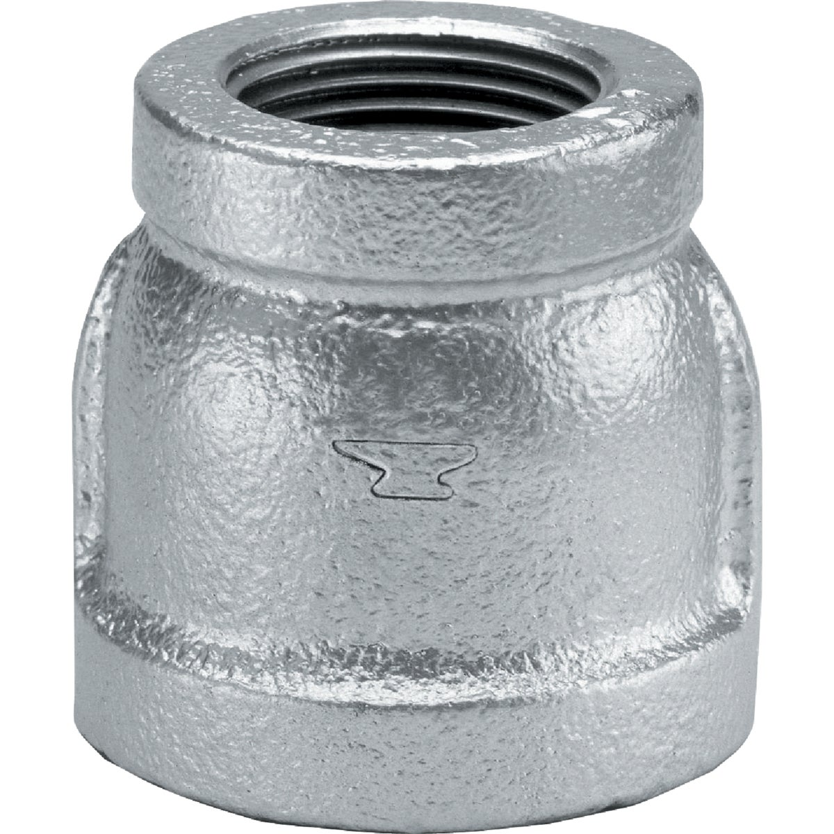 3/4X1/2 GALV COUPLING