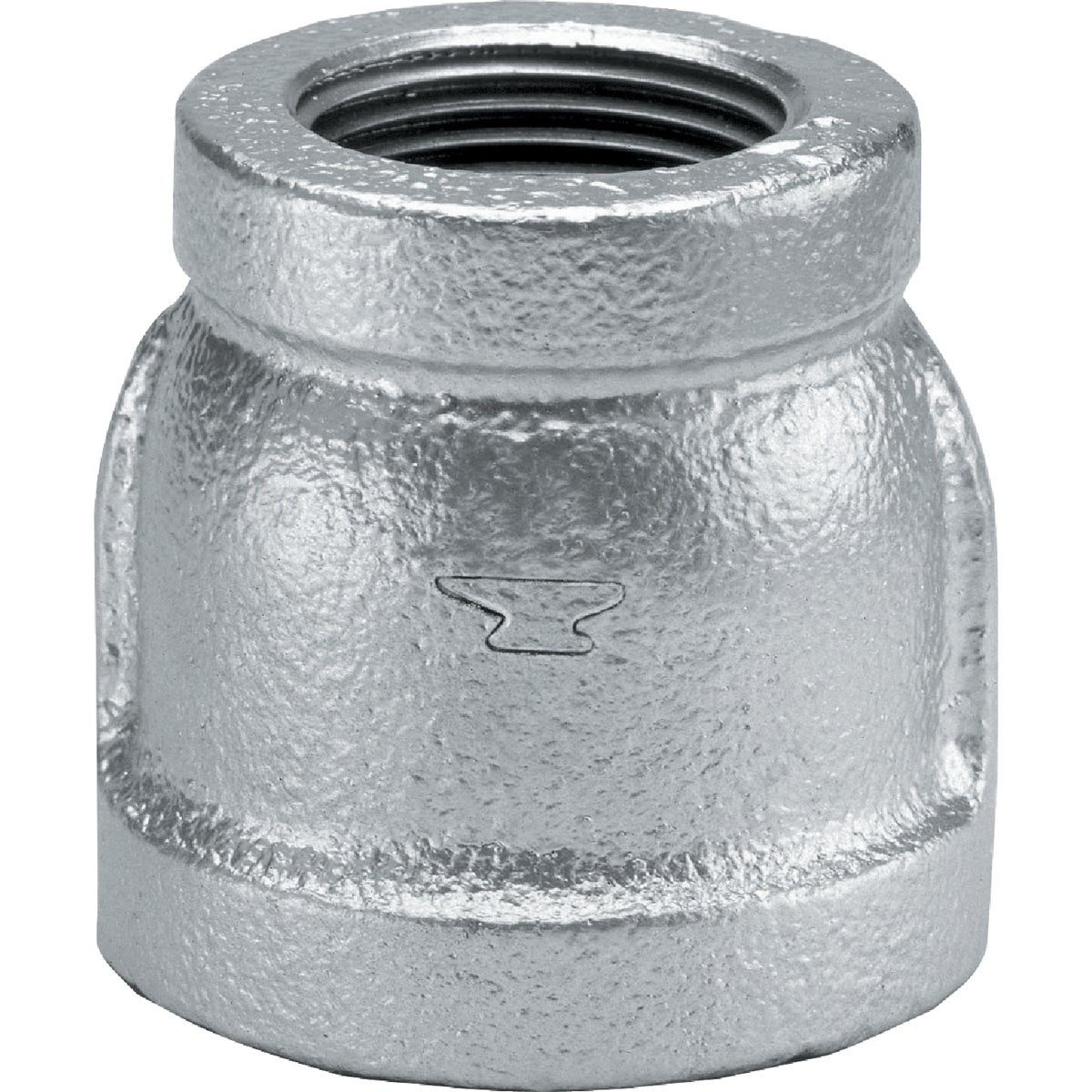 1-1/2X1 GALV COUPLING