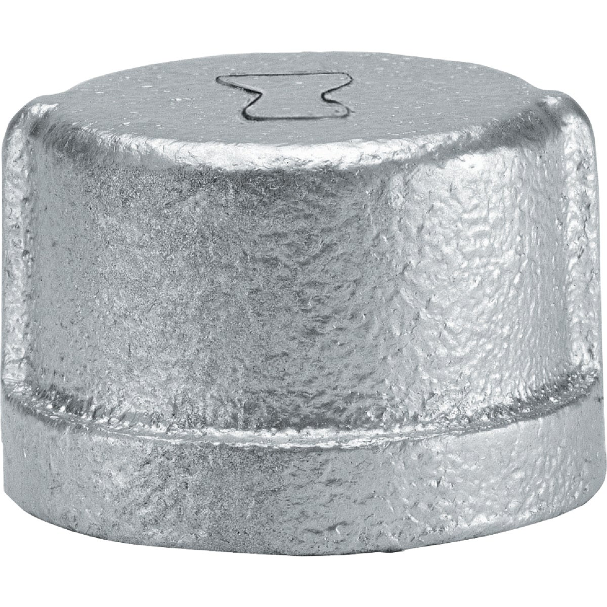 "1/2"" GALV CAP - 8700132650 by Anvil International"