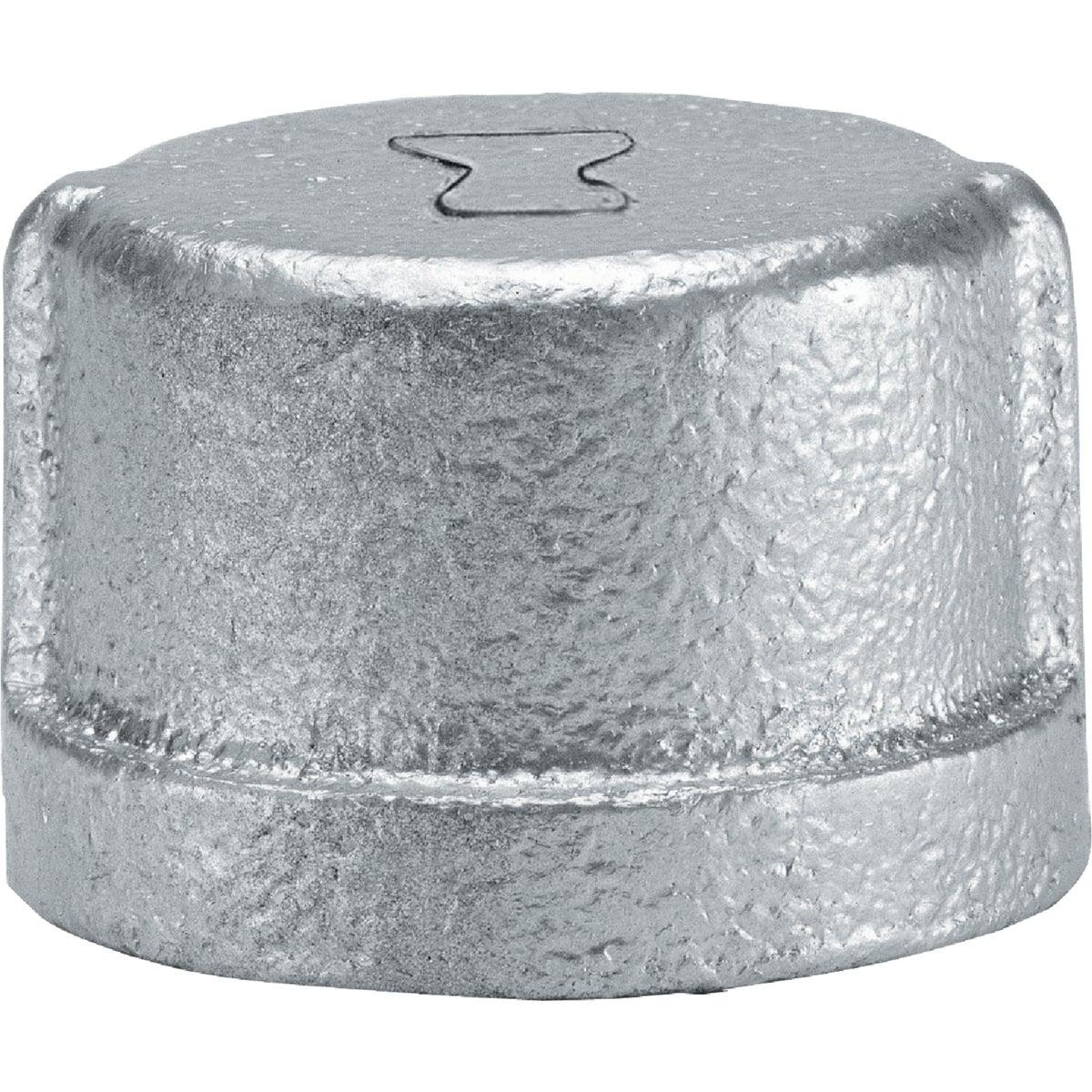 "1-1/4"" GALV CAP - 8700132809 by Anvil International"