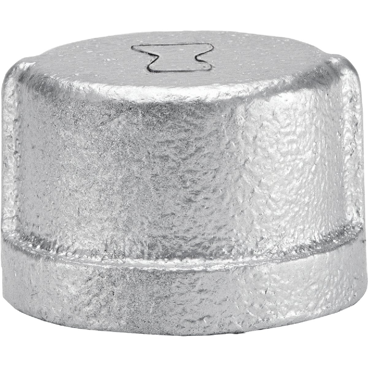 "1-1/2"" GALV CAP - 8700132858 by Anvil International"