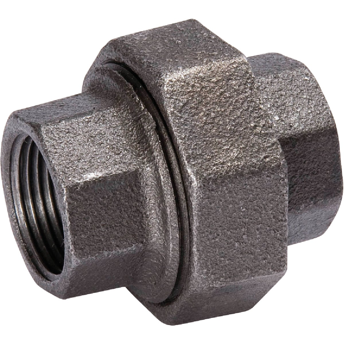 "3/8"" BLACK UNION - 521-702HN by Mueller B K"