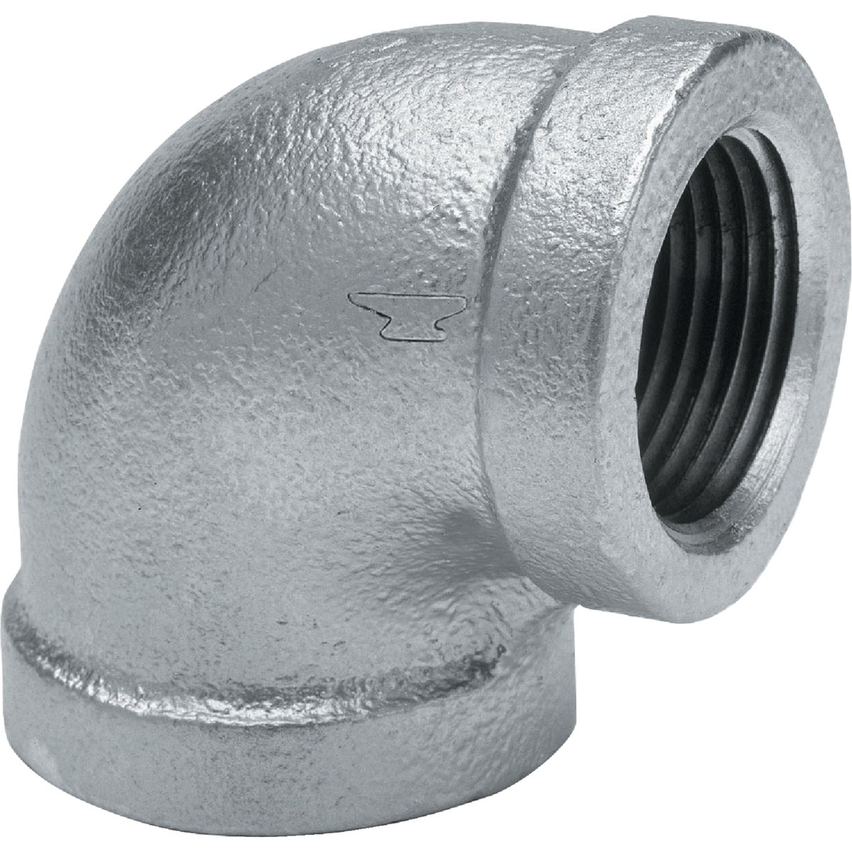 "2"" 90D GALV ELBOW"