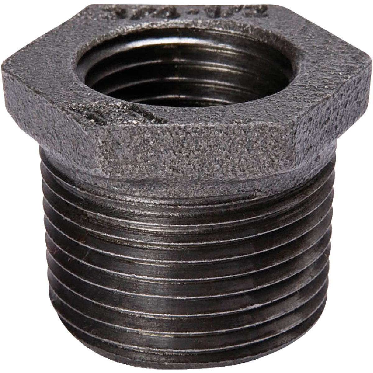 1/4X1/8 BLACK BUSHING