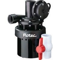 Flotec 1/3 H.P. Sink Utility Pump, FPUS1860A