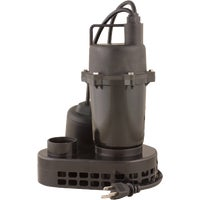 Flint Walling/Star 1/3HP PLASTIC SUMP PUMP 3USPH