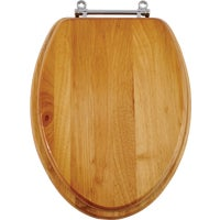Do it Best Imports OAK ELONG TOILET SEAT 10-007