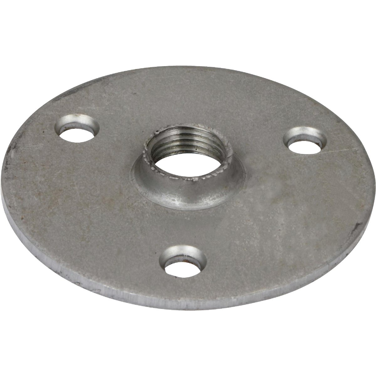 "1/4"" STEEL FLOOR FLANGE -  by Western Reserve Mfg"