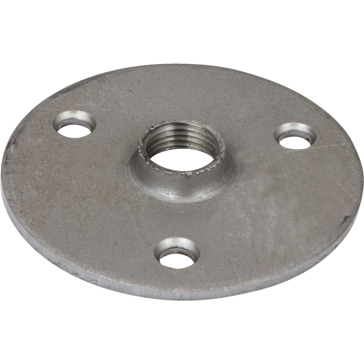 "3/8"" STEEL FLOOR FLANGE -  by Western Reserve Mfg"