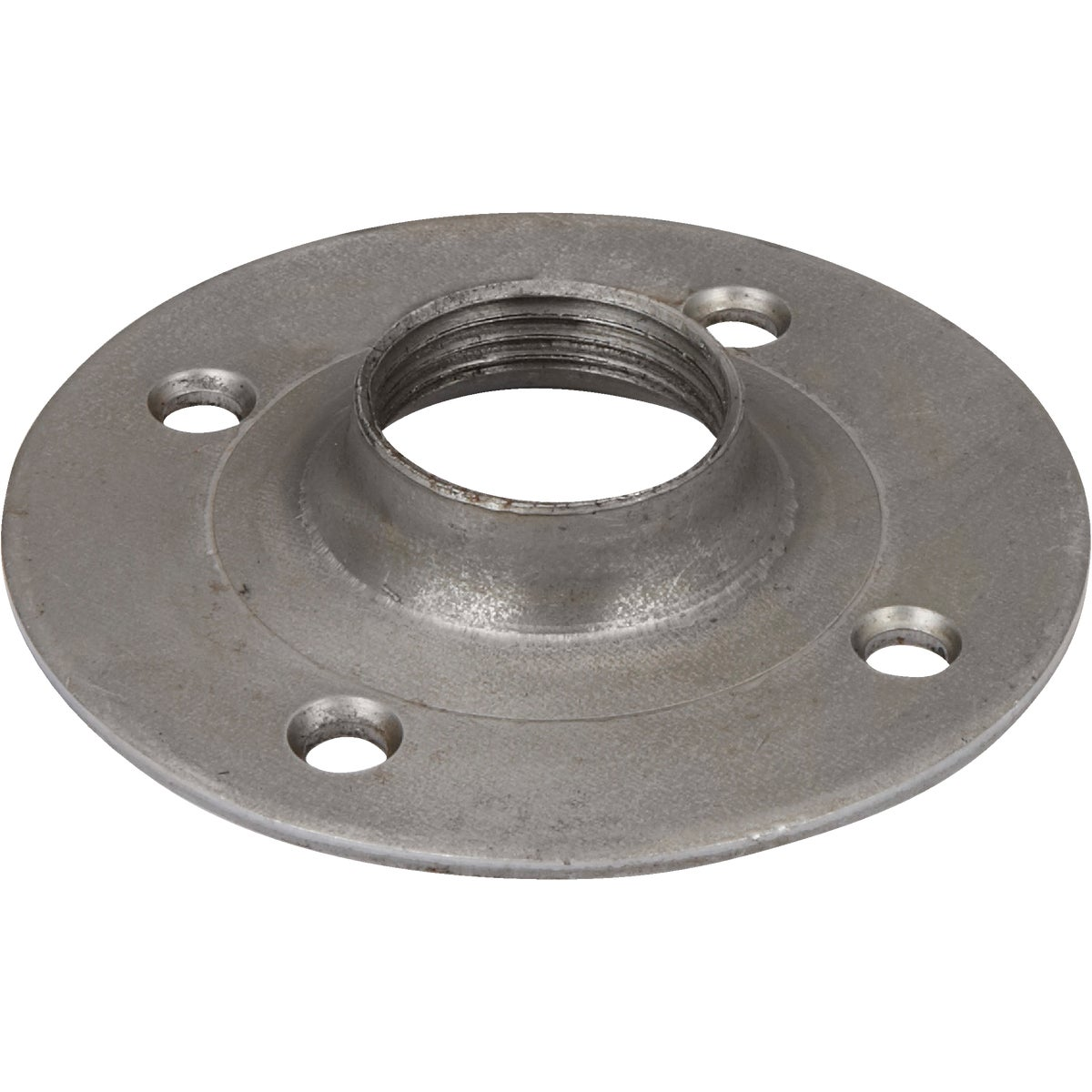 "1-1/2""STEEL FLOOR FLANGE -  by Western Reserve Mfg"