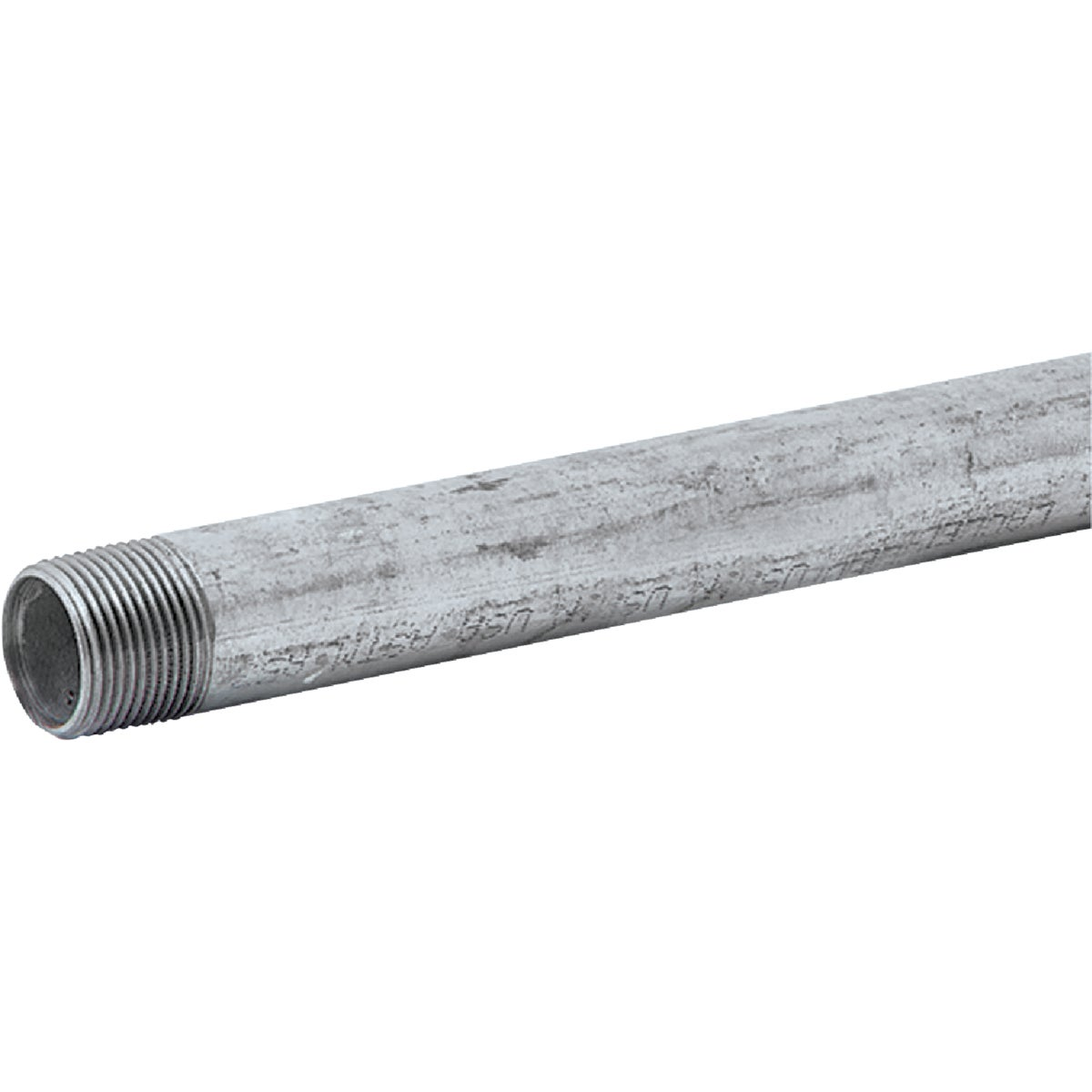 "1-1/2""X10' GALV PIPE - 10824 by Southland Pipe"