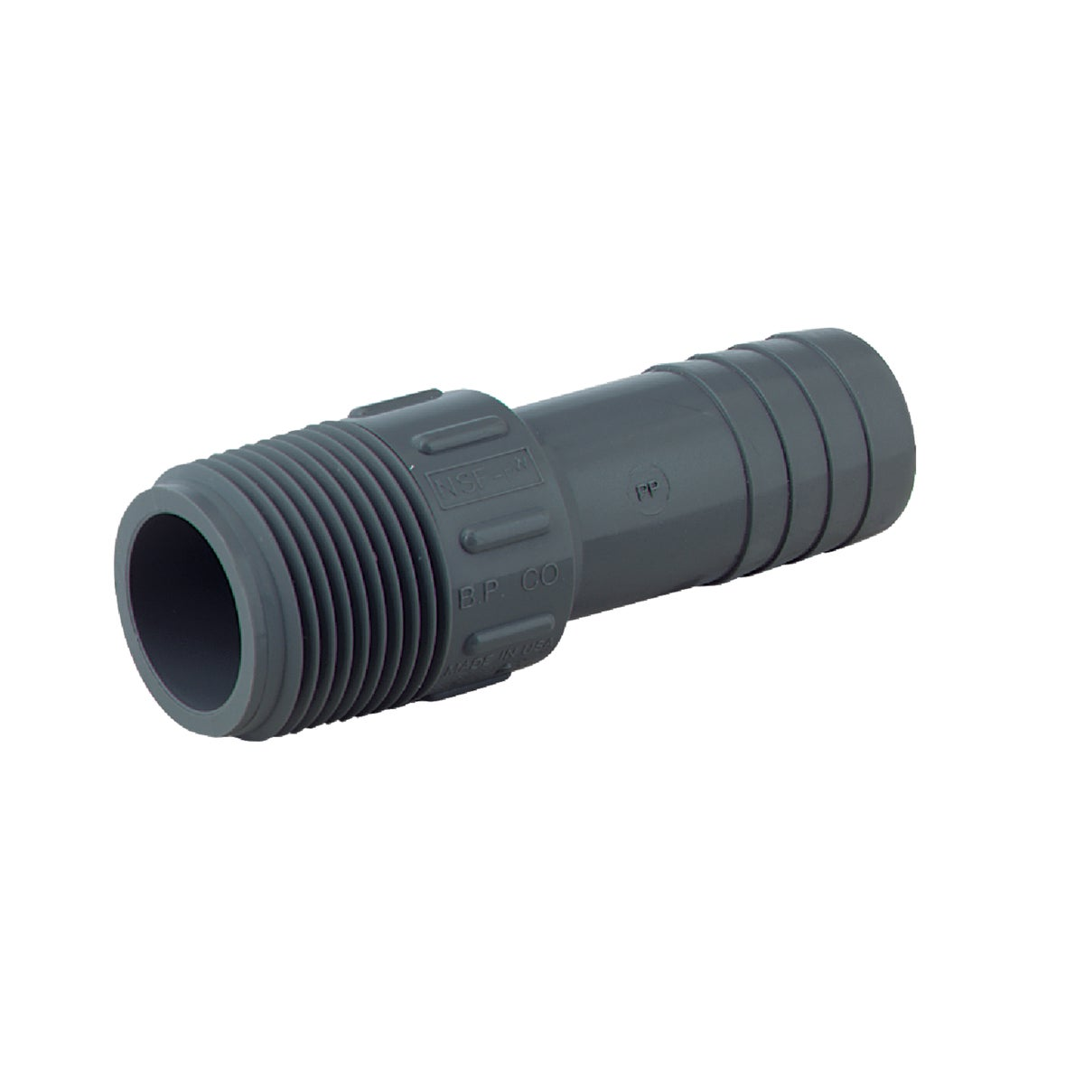 "3/4""POLY MIPXINS ADAPTER - 350407 by Genova Inc"
