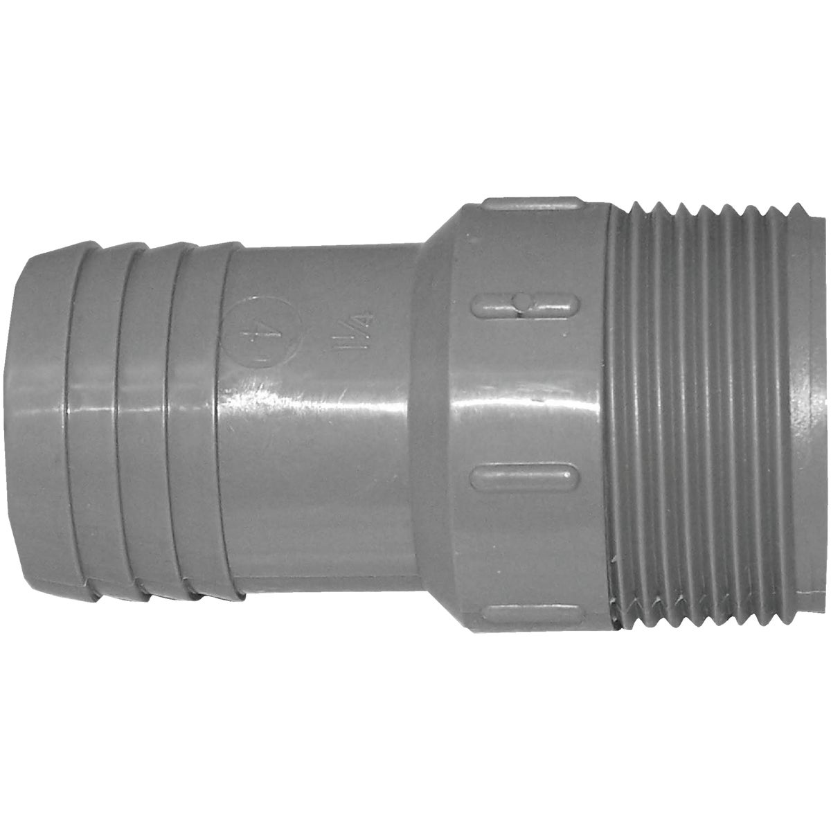 "1-1/4"" MIPXINS ADAPTER - 350414 by Genova Inc"