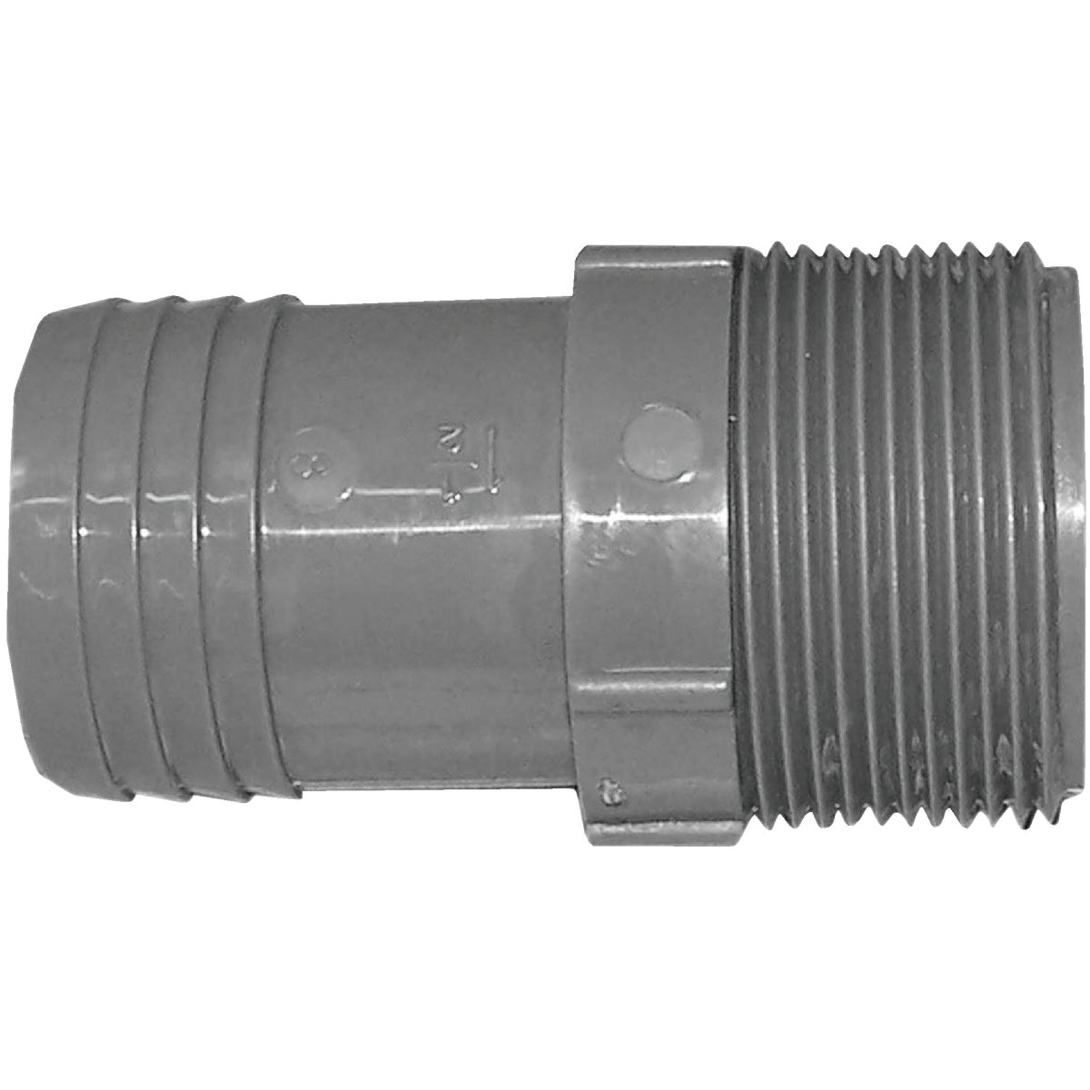 """1-1/2""""POLY MXINS ADAPTER - 350415 by Genova Inc"""