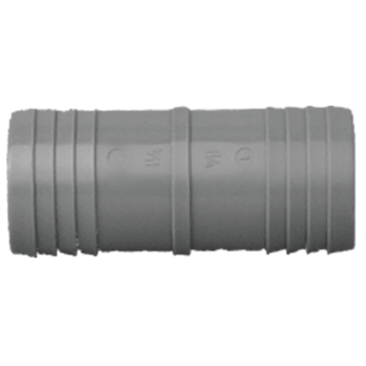 "1/2"" POLY INS COUPLING"