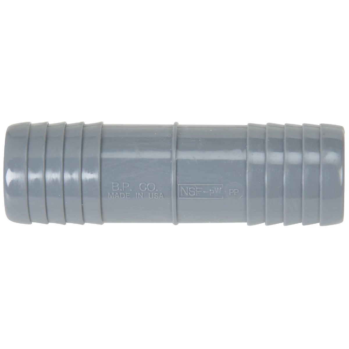 "1"" POLY INSERT COUPLING - 350110 by Genova Inc"