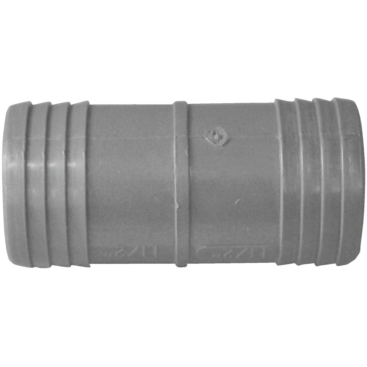 "1-1/2"" POLY INS COUPLING"