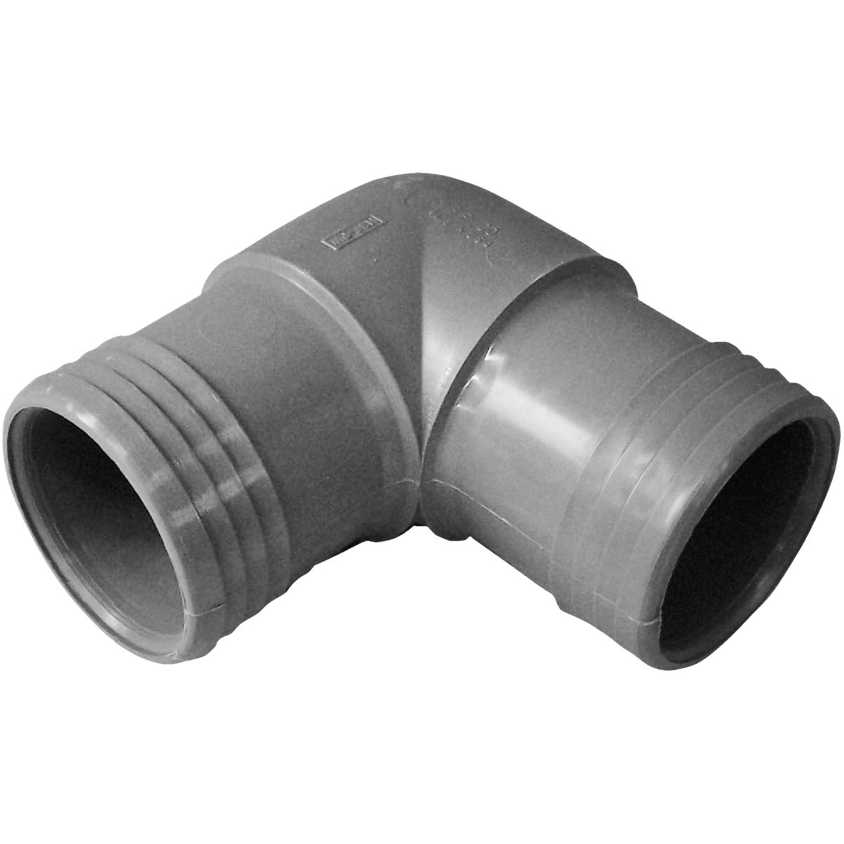 "2"" POLY INSERT ELBOW"
