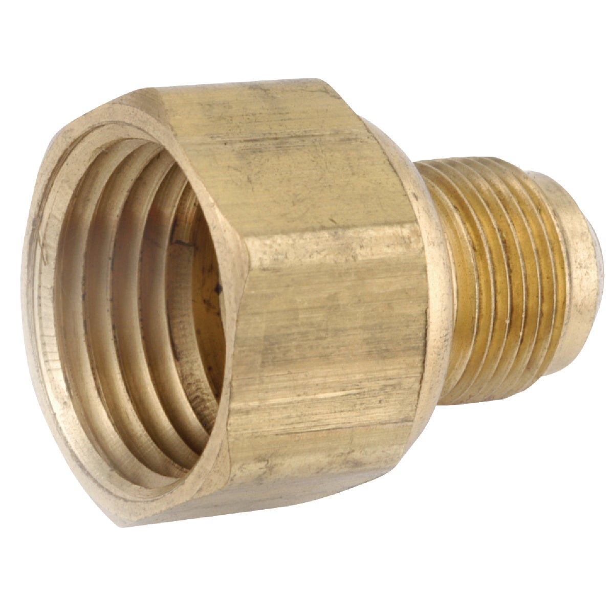 3/8ODX3/8 FEMALE ADAPTER - 54806-0606 by Anderson Metals Corp