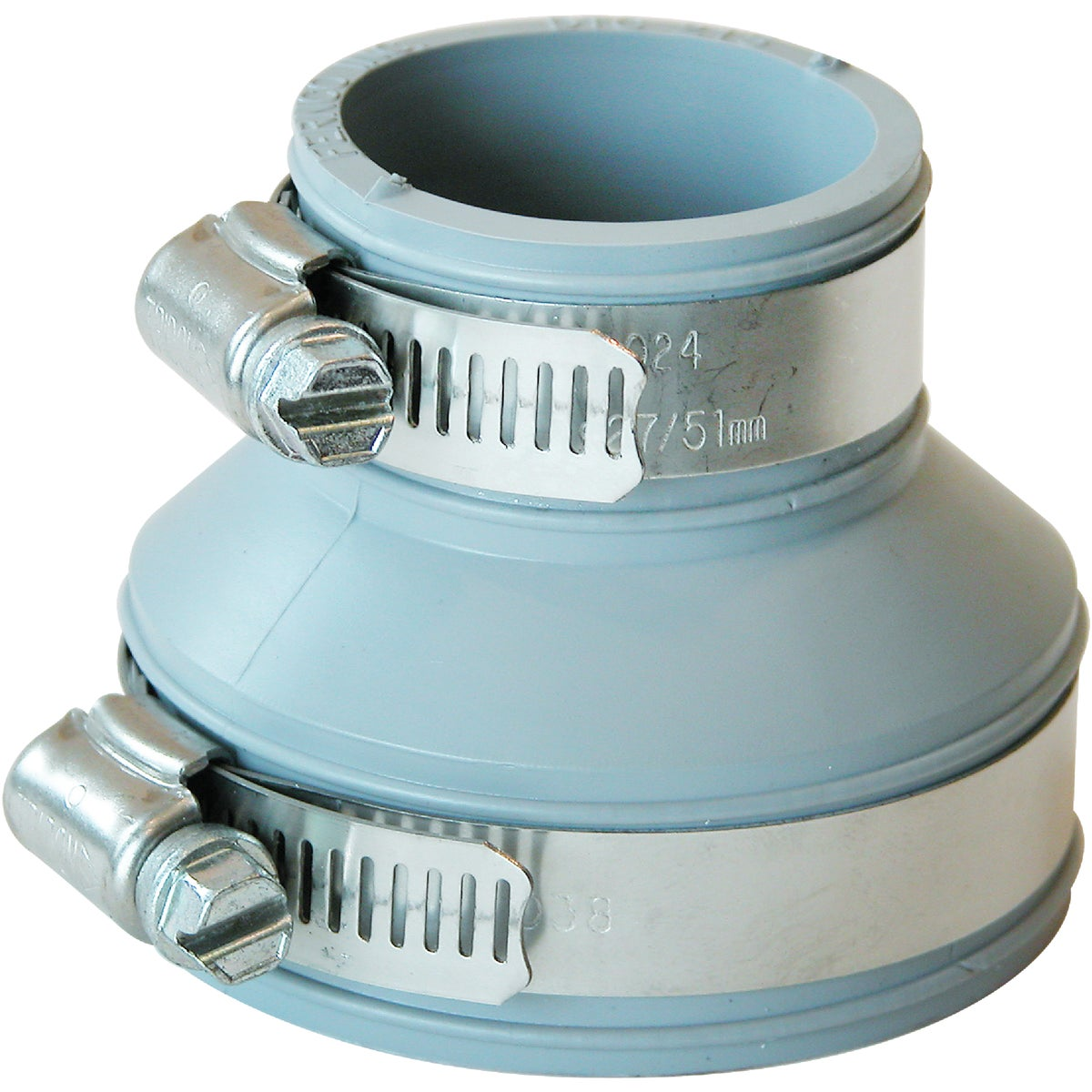 FLEXIBLE DRAIN CONNECTOR - PDTC-215 by Fernco Inc
