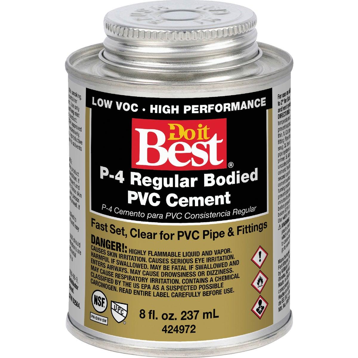 1/2PINT PVC CEMENT