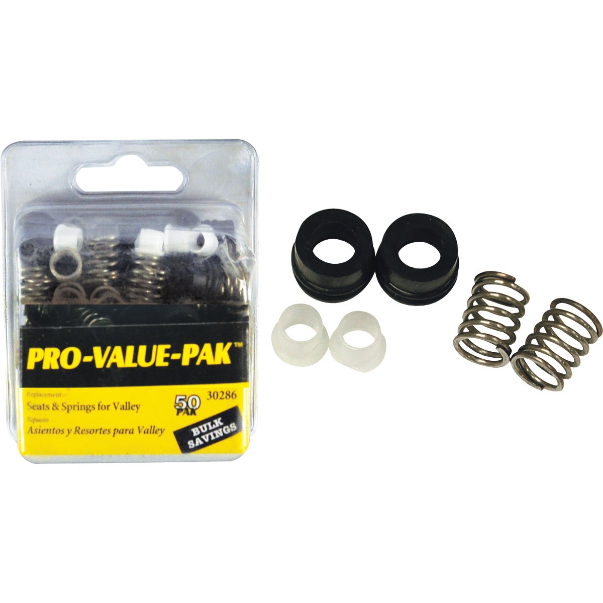 50PK VALLEY REPAIR KIT - 30286 by Danco Perfect Match