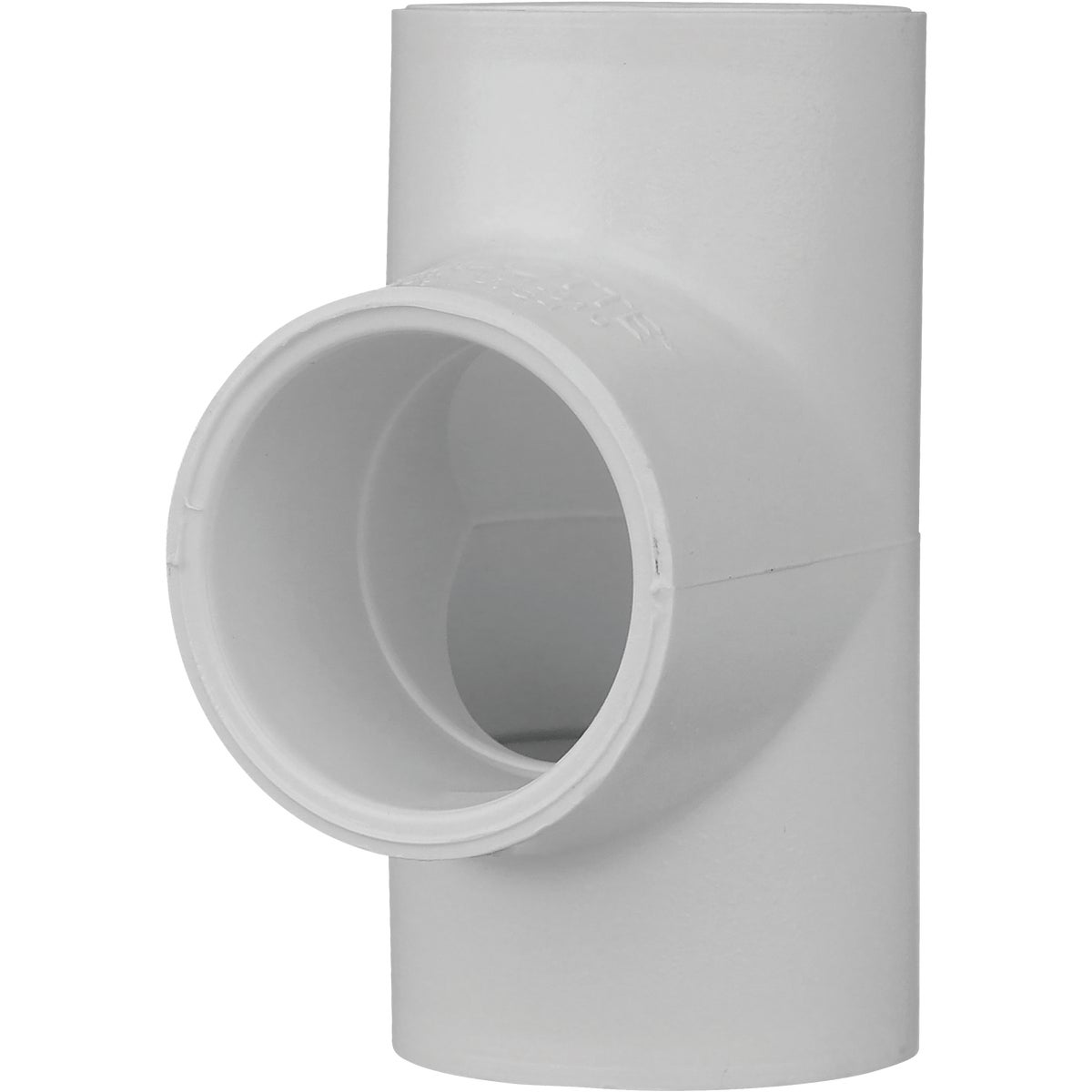 "1"" SCH40 PVC TEE - 31410 by Genova Inc"
