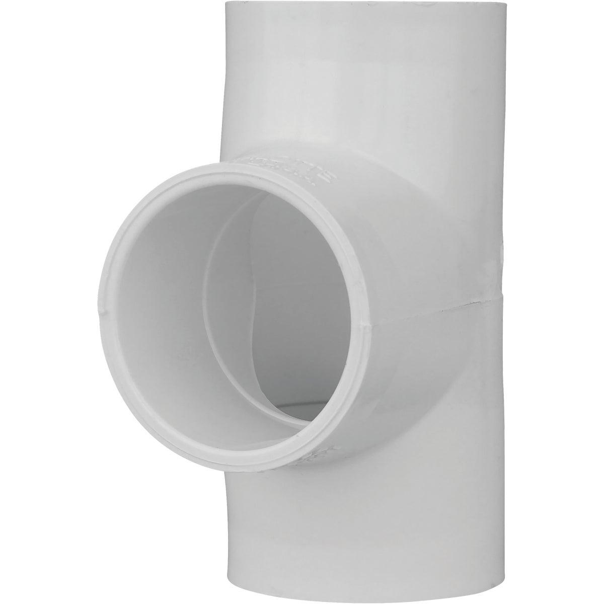 """1-1/2"""" SCH40 PVC TEE"""