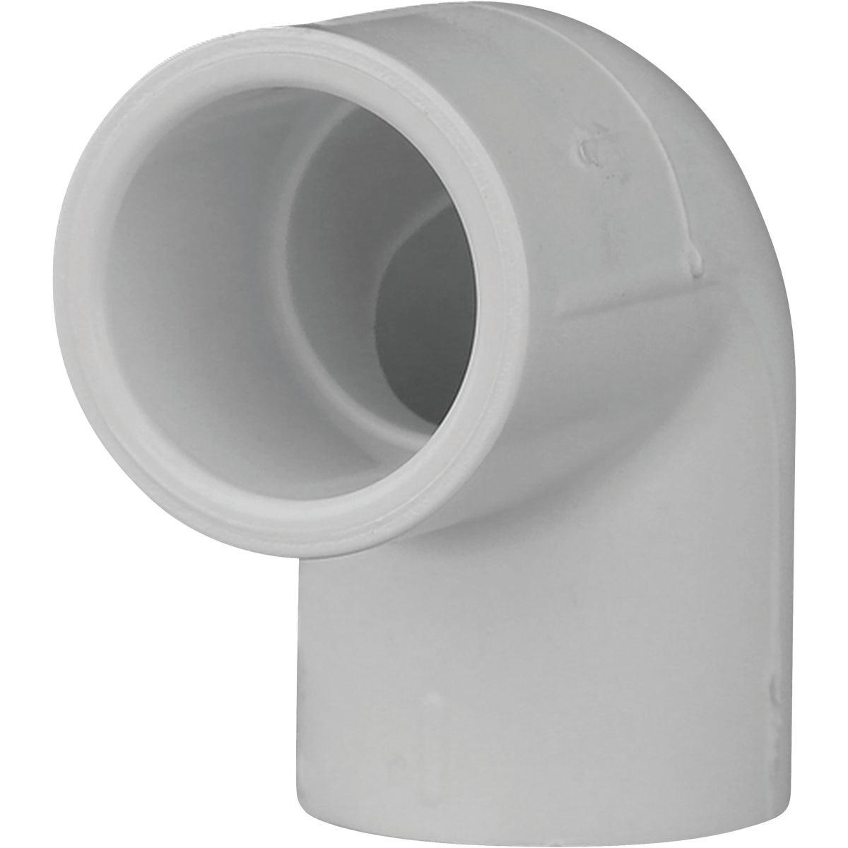 "1/2"" 90D SCH40 PVC ELBOW - 30705 by Genova Inc"