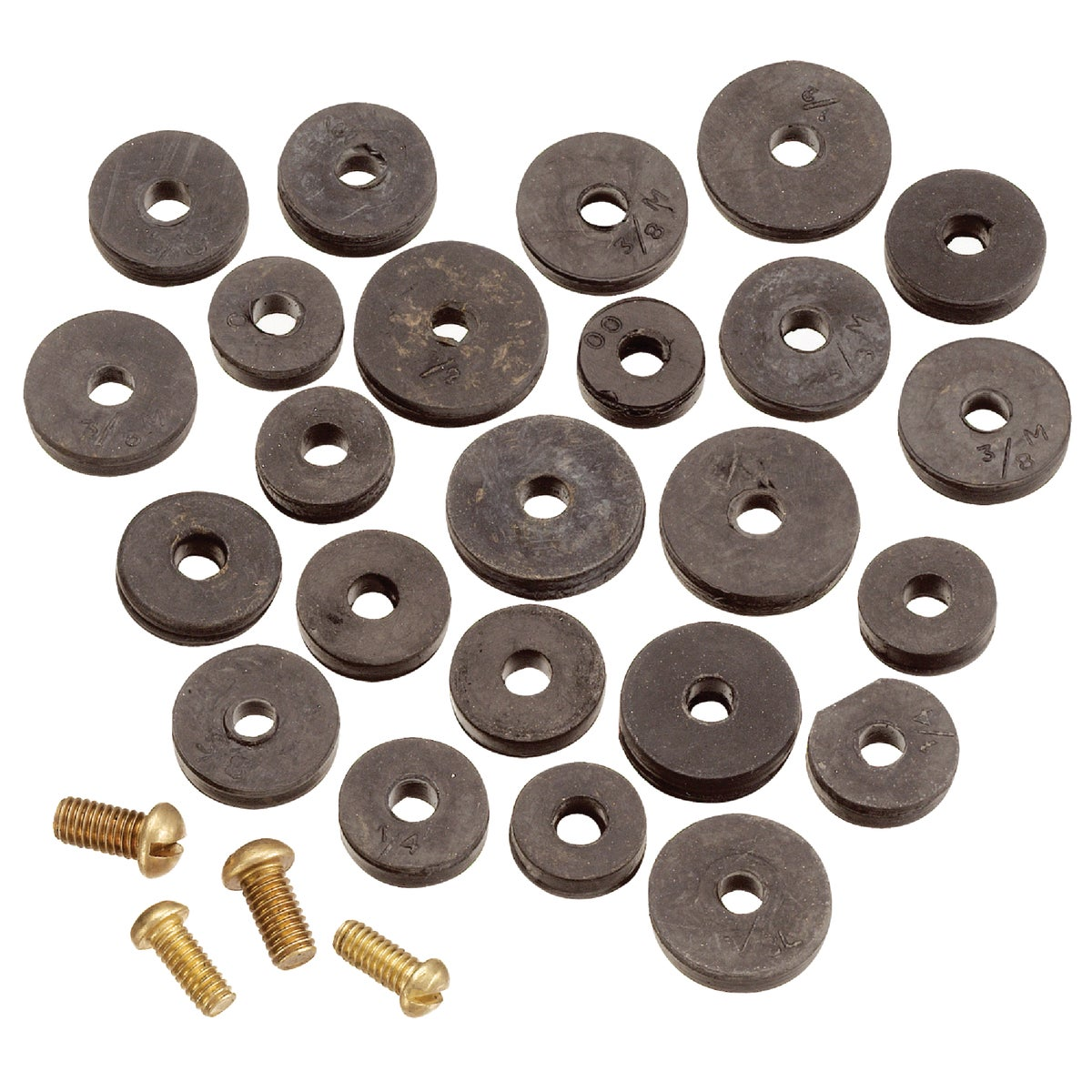 FLAT WASHER ASSORTMENT - 426943 by Plumb Pak/keeney Mfg