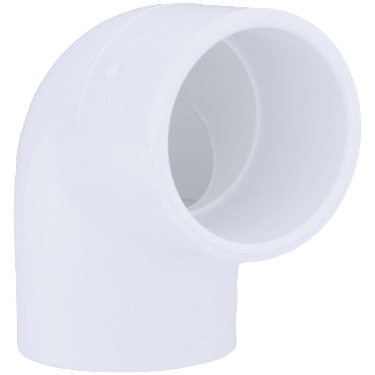 "1-1/4"" PVC SXS 90D ELBOW - 30714 by Genova Inc"